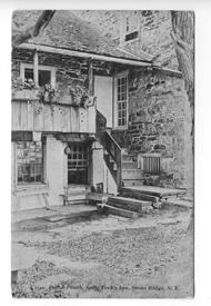 Dutch Porch, Sally Tock's Inn, Stone Ridge, NY