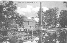 Grist Mill, Stone Ridge NY