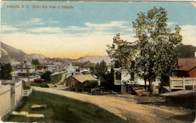 Circa 1910 Eddyville, NY