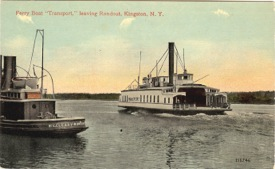 Rondout Ferry Transport