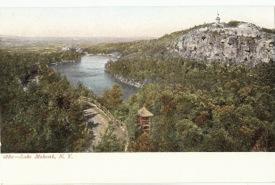 Lake Mohonk 1880