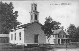 The Methodist Episcopal Church in Accord