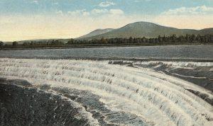 Ashokan Reservoir Spillway, image circa 1930
